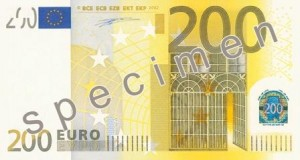 Abbildung Banknote
